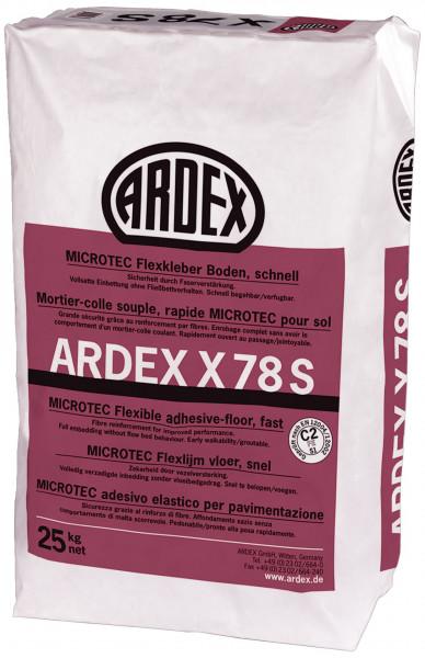 Ardex X78S Microtec Flexkleber AMF flexibel 25kg