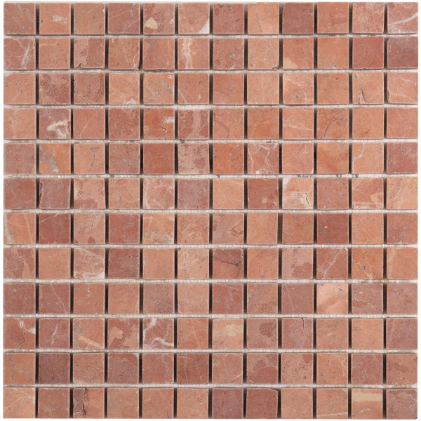 Mosaik Rosso Verona 30x30 cm