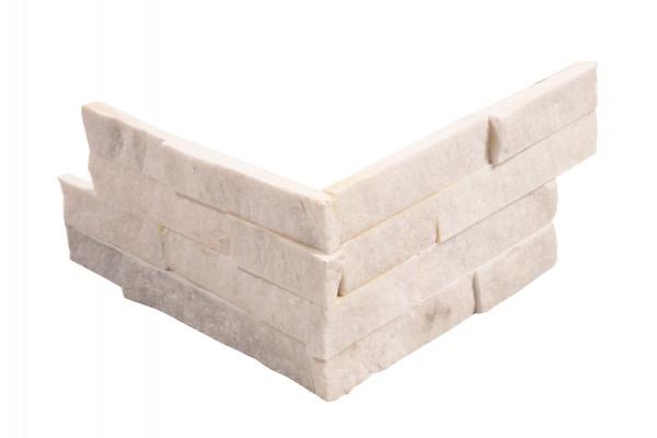 Modul Ecke White 15x30/30 cm