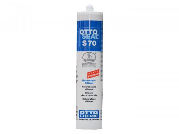 Otto Marmor-Silicon Ottoseal S 70 C18 sanitärgrau