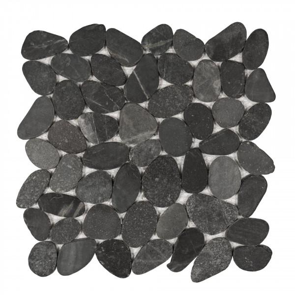 Mosaik Sassi black 30x30 cm
