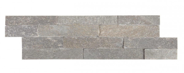 Minibrick Grey 10x40 cm