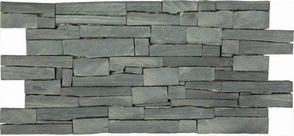 Mosaik Schiefer mix 15x30 cm