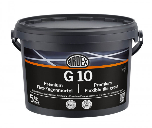 Ardex G10 Premium Flex-Fugenmörtel Grau 5kg
