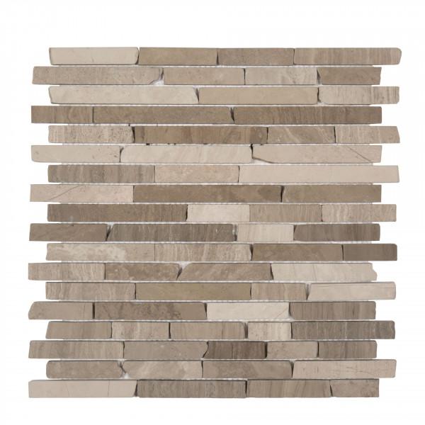 Mosaik Wood light 30x30 cm