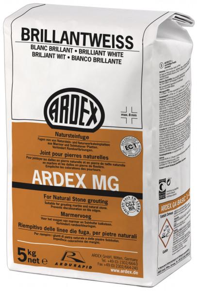 Ardex MG Marmorfuge weiß 5kg